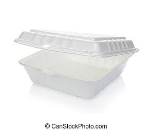 食物容器, styrofoam
