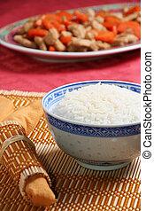食物, アジア人