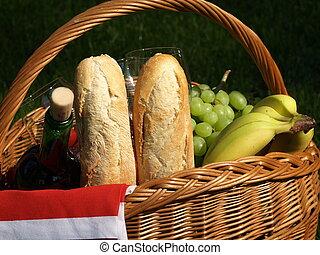 食物, ピクニック