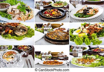 食物, 亞洲人, 彙整