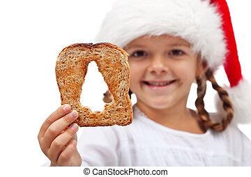 食物, 大いに, メリークリスマス