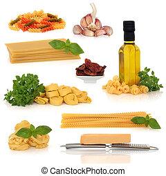 食物, 彙整, 意大利語