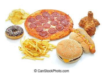 食物, 快, 彙整