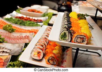 食物, 日本, 整理