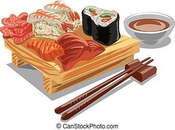 食物, 日本, 海