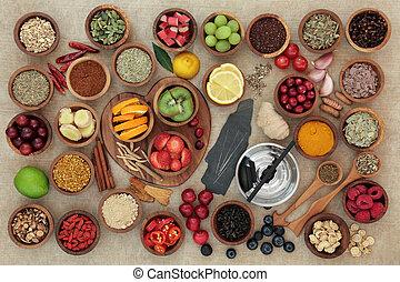 食物, 極度, 治療, インフルエンザ, 寒い