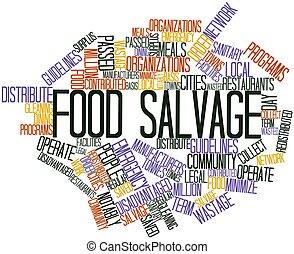 食物, 海難救助