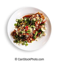 食物, 缶詰にされた魚, ぴりっとする, 菜食主義者