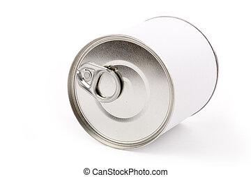 食物, 缶詰にされる