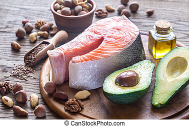 食物, 脂, omega-3