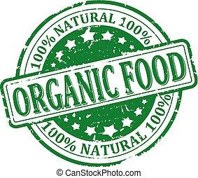 食物, 自然, 100%, 有機体である