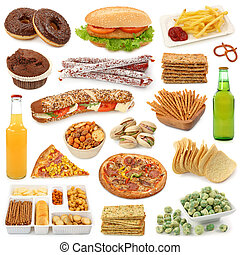 食物, 舢板, 彙整