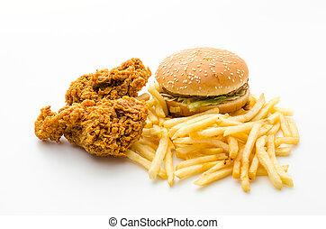 食物, 舢板