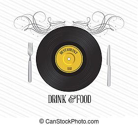 食物, 飲みなさい