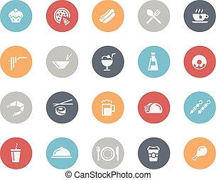 食物, 2, 集合, 圖象, 古典作品