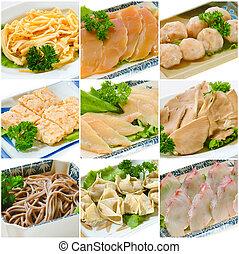 食物, collection., steamboat, 漢語