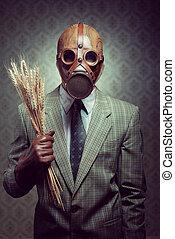 食物, pollution., 汚染された