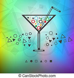 飲みなさい, 現代, 背景