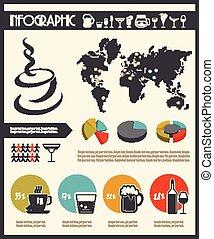 飲みなさい, infographics