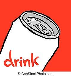 飲み物はできる