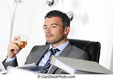 飲むこと, アルコール