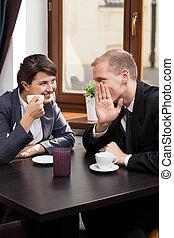 飲むこと, コーヒーハウス, コーヒー
