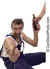 飲むこと, ビール