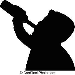 飲む ワイン