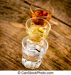 飲料, アルコール中毒患者