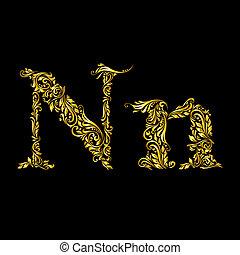 飾られる, 'n', 手紙