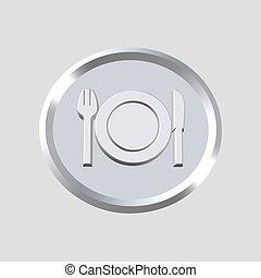 餐館, 圖象