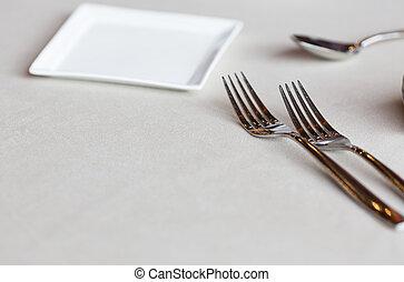 餐館, 桌子