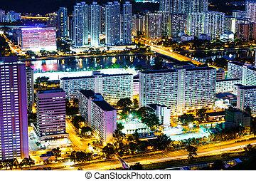 香港, ハウジング, 公衆