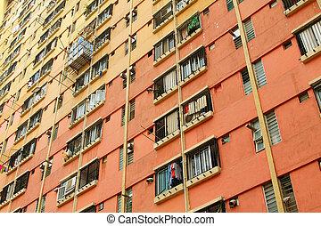 香港, ハウジング 財産, 公衆
