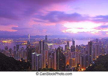 香港, 朝