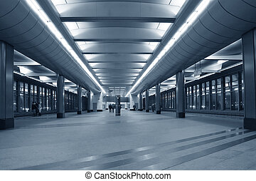 駅, 地下鉄
