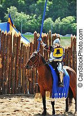騎士, トーナメント