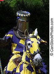 騎士, 黄色