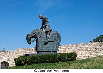 騎士, st. 。, francis, -, assisi