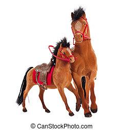 马, 玩具