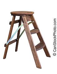 骨董品, はしご
