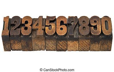 骨董品, タイプ, 数, 凸版印刷