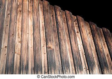 骨董品, ニス, 古い, 外気に当って変化した, 壁, 無作法, 木