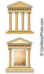 骨董品, ファサド, 寺院