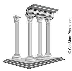 骨董品, 台なし, 寺院