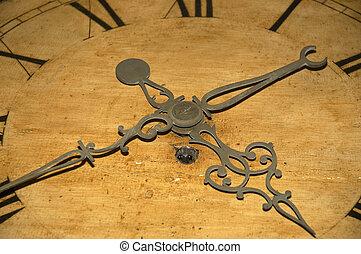 骨董品, 時計, 抽象的