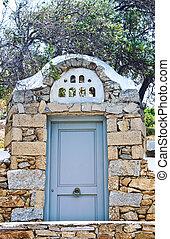 骨董品, 木製の戸