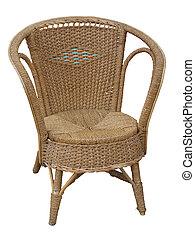 骨董品, 椅子, 杖