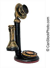 骨董品, 現実的, 電話
