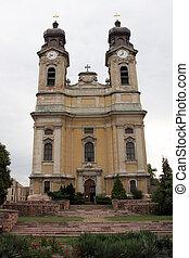 高い, 古い教会